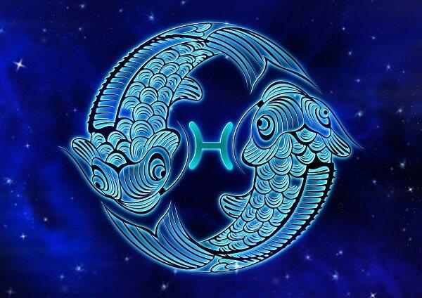 Song Ngư là hai con cá đã cứu thần sắc đẹp và thần tình yêu khỏi nguy hiểm