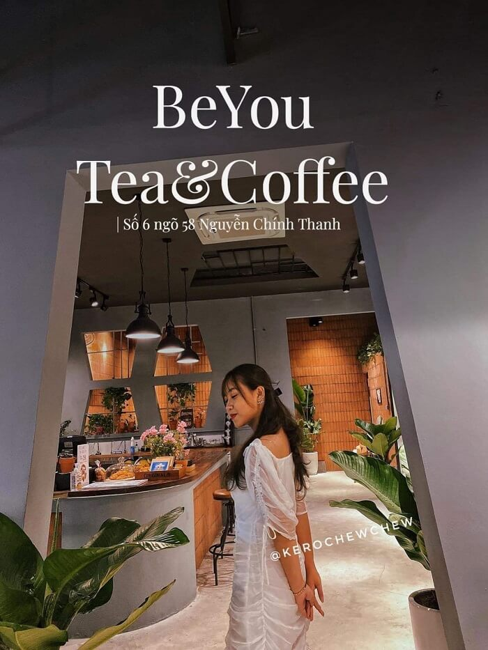 BeYou Tea & Coffee
