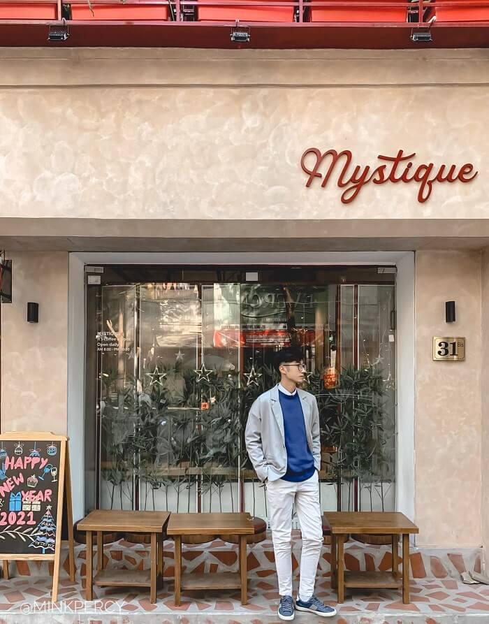 Mystique Coffee
